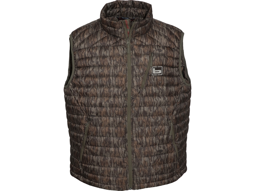 Banded Men's Agassiz Down Insulated Windproof Vest Polyester