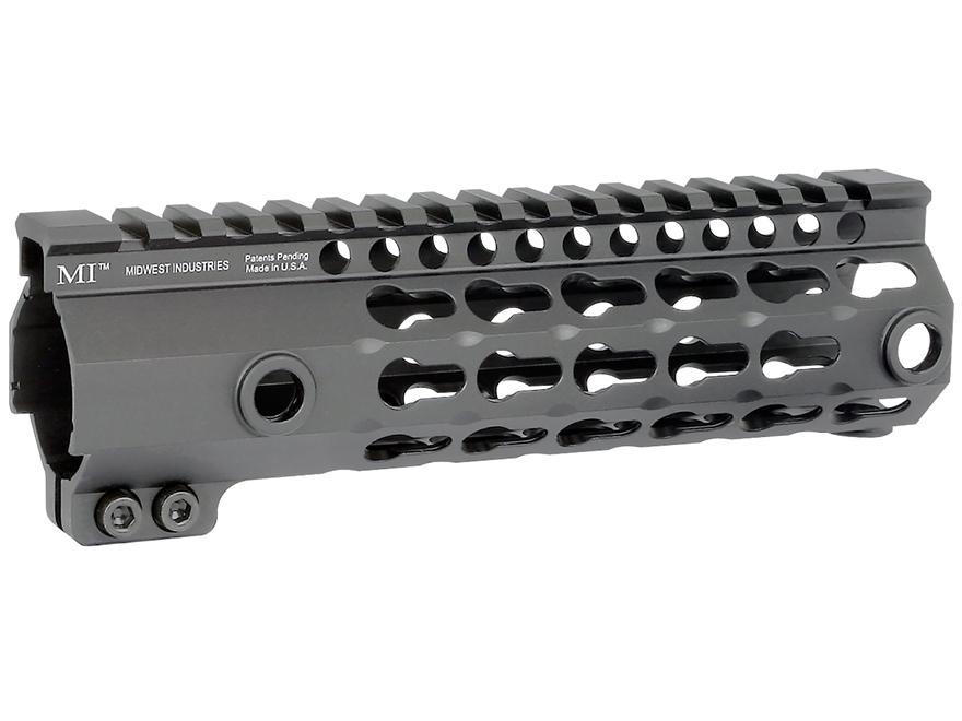 Midwest Industries 3GK Series Free Float Gen 3 KeyMod Handguard AR-15 Aluminum
