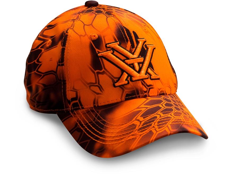 Vortex Optics Kryptek Inferno Logo Cap Cotton