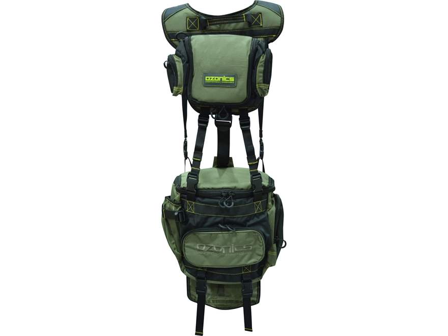 Ozonics Kinetic Backpack Nylon Olive