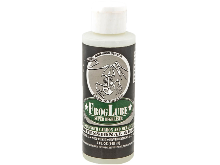 FrogLube Bio-Based Super Degreaser Liquid
