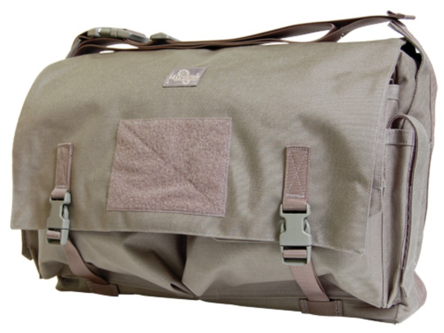 Maxpedition Gleneagle Large Messenger Bag Nylon Foliage Green
