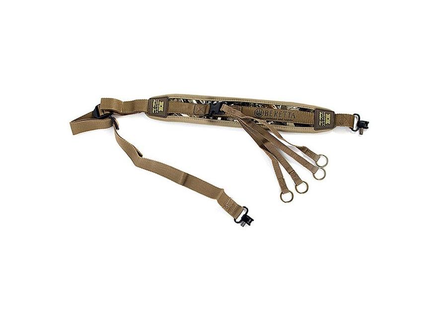 Beretta Bayou Meto Shotgun Sling Nylon Realtree MAX-5