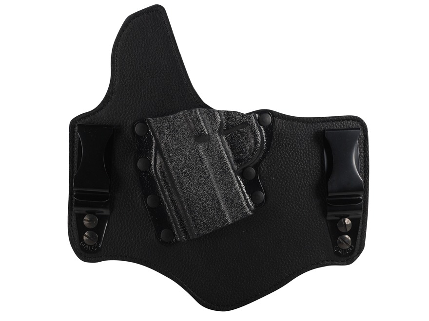 Galco King Tuk Tuckable Inside the Waistband Holster 1911 Government, Commander Leather...