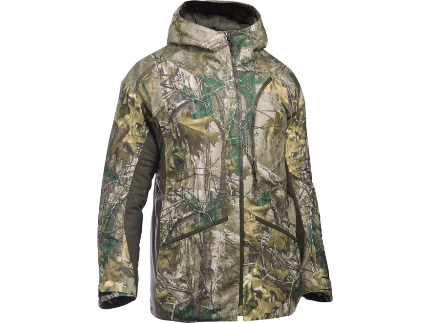 Under Armour Men's UA Deep Freeze Insulated Parka Polyester Realtree Xtra Camo