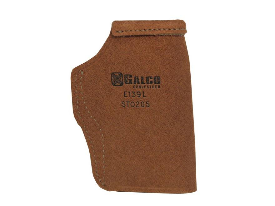 Galco Stow-N-Go Inside the Waistband Holster S&W J Frame, 36, 442, 649 Bodyguard Leathe...