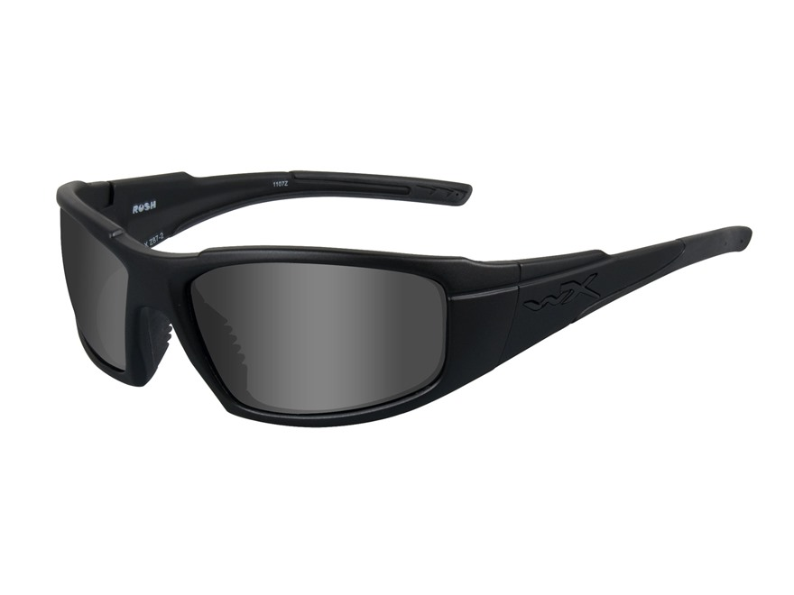 Wiley X Black Ops WX Rush Sunglasses