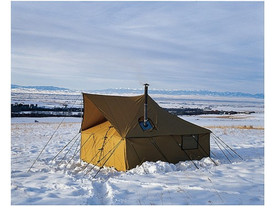Montana Canvas Tent Fly for Spike 2 10' x 10' Tent
