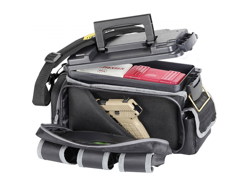 Plano X2 Range Bag with 1312 Ammo Can Nylon Black