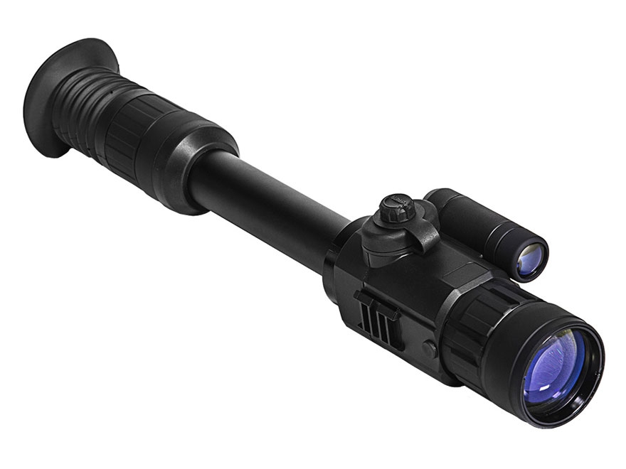 Sightmark Photon XT Digital Night Vision Rifle Scope 4.6x Matte