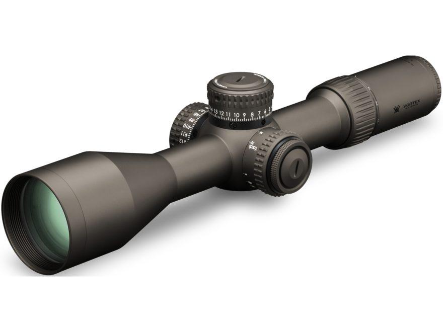 Vortex Optics Razor HD Gen II Rifle Scope 34mm Tube 4.5-27x 56mm Side Focus (25 MOA/Rev...