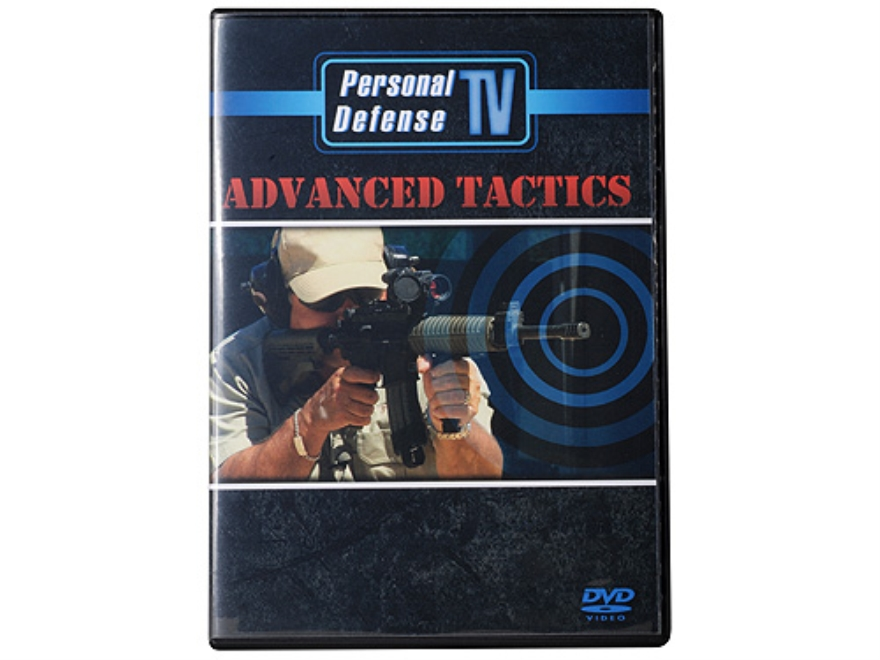 "Personal Defense TV ""Advanced Tactics"" DVD"