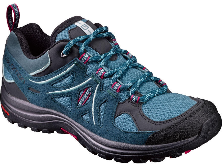 "Salomon Ellipse 2 Aero 4"" Hiking Shoes Synthetic Women's"