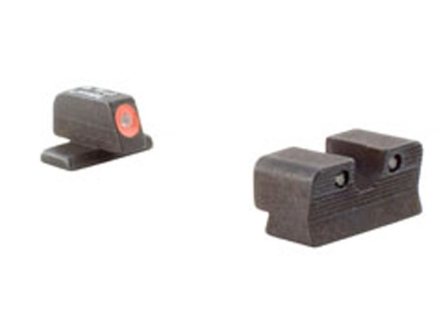 Trijicon HD Night Sight Set Sig Sauer P225, 226, 228, 239, 320 Steel Matte 3-Dot Tritiu...