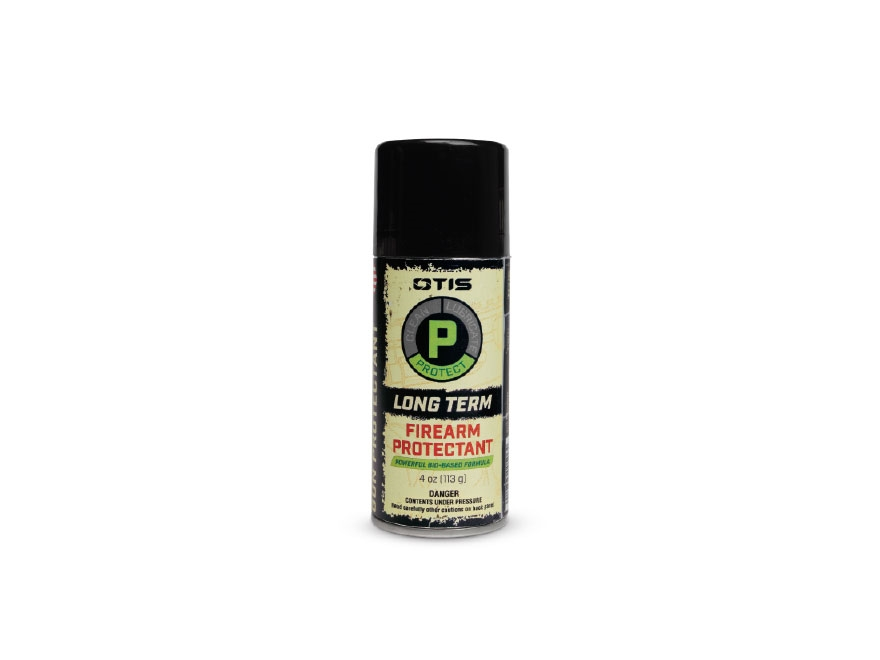 Otis Long Term Firearm Protectant Bio-Based Gun Oil 4 oz. Aerosol