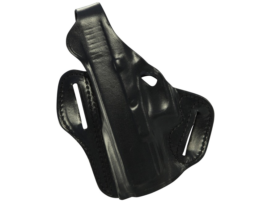 DeSantis F.A.M.S. Outside the Waistband Holster with Lock Hole Left Hand Glock 19, 23 L...