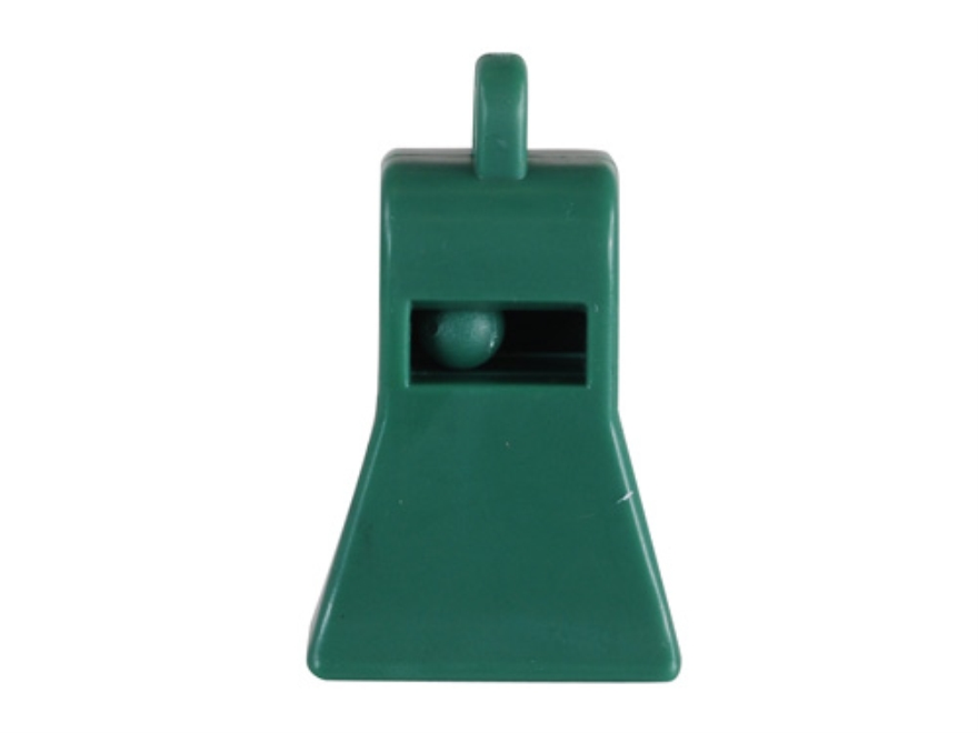 Remington Pea Dog Whistle Polymer Green