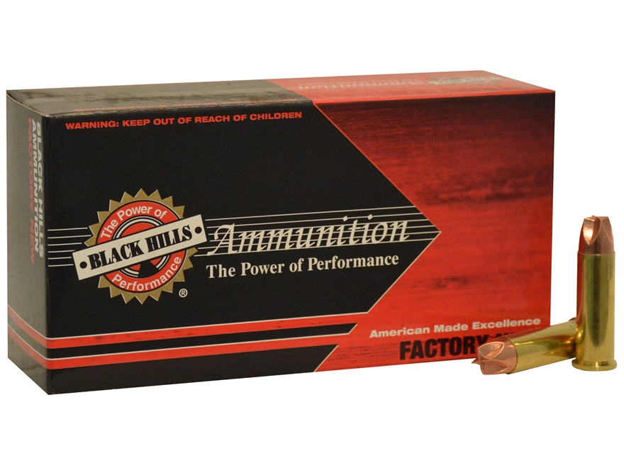 Black Hills Ammunition 38 Special +P 100 Grain Lehigh Xtreme Defense Lead-Free Box of 50