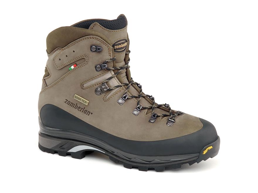 "Zamberlan Guide GTX RR 6"" Waterproof GORE-TEX Hunting Boots Leather Men's"