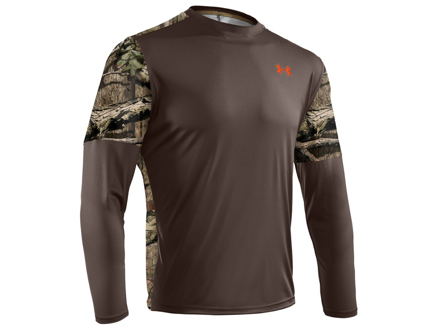 Under Armour Men's Wylie Crew Shirt Long Sleeve
