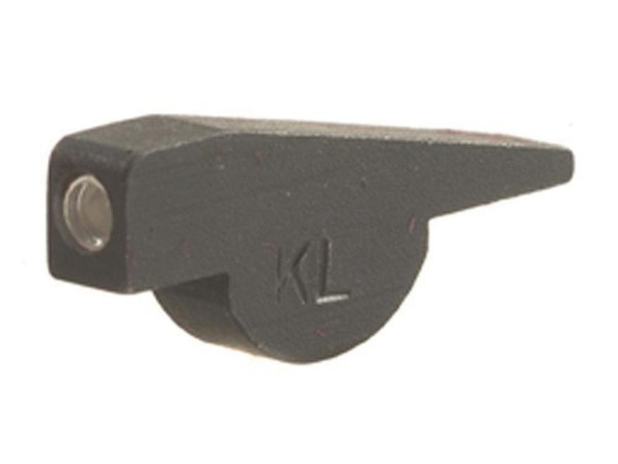 "Meprolight Tru-Dot Front Sight S&W J-Frame 1-7/8"" Barrel Steel Blue Tritium Green"
