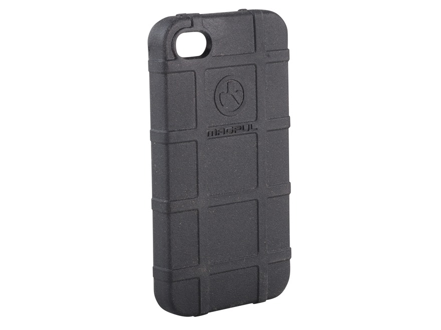 Magpul Apple iPhone 4G Field Case Rubber Black