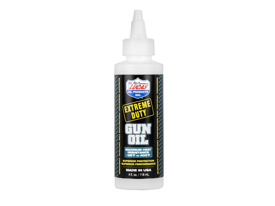 Lucas Oil Extreme Duty Gun Oil Liquid