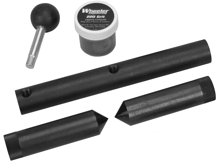 Wheeler Engineering Scope Ring Alignment and Lapping Kit