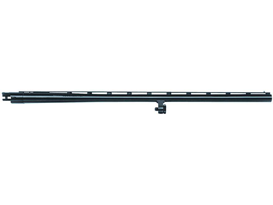 "Mossberg Barrel Mossberg 500 20 Gauge 3"" 26"" Full, Modified, Improved Chokes Vent Rib Blue"