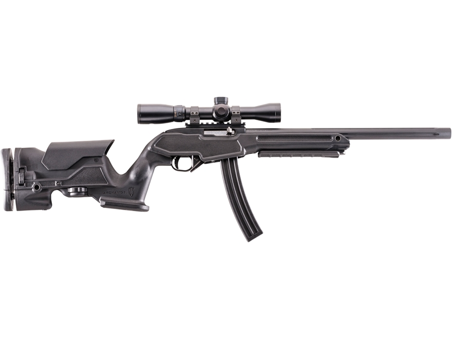 Archangel Adjustable Precision Stock Ruger 10/22  Synthetic