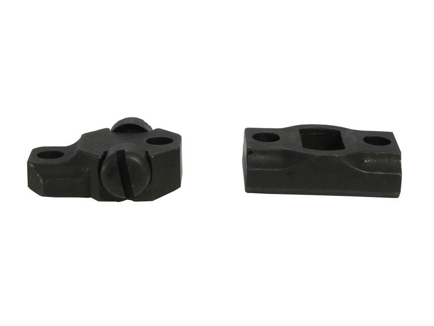 Millett 2-Piece Turn-In Standard Scope Base Browning A-Bolt Matte