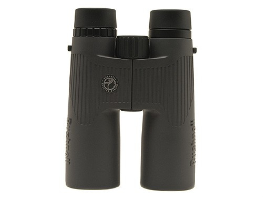 Bushnell Natureview Plus Binocular 8x 42mm Roof Prism Rubber Armored Black