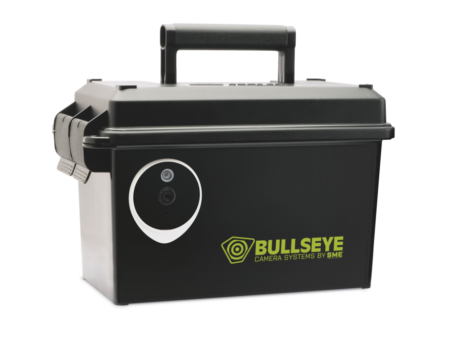 Bullseye Camera Systems AmmoCam Sight-In Edition 300 Yard Target Camera System