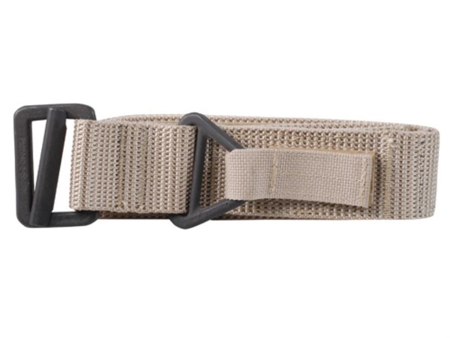 """Spec.-Ops Rigger Belt 1-3/4"""" Medium (24""""-34"""") Nylon Tan"""