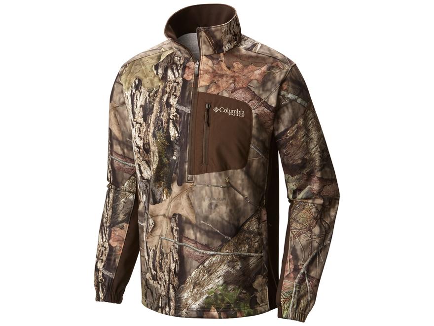 Columbia Men's Stealth Shot III Fleece 1/2 Zip Jacket Polyester