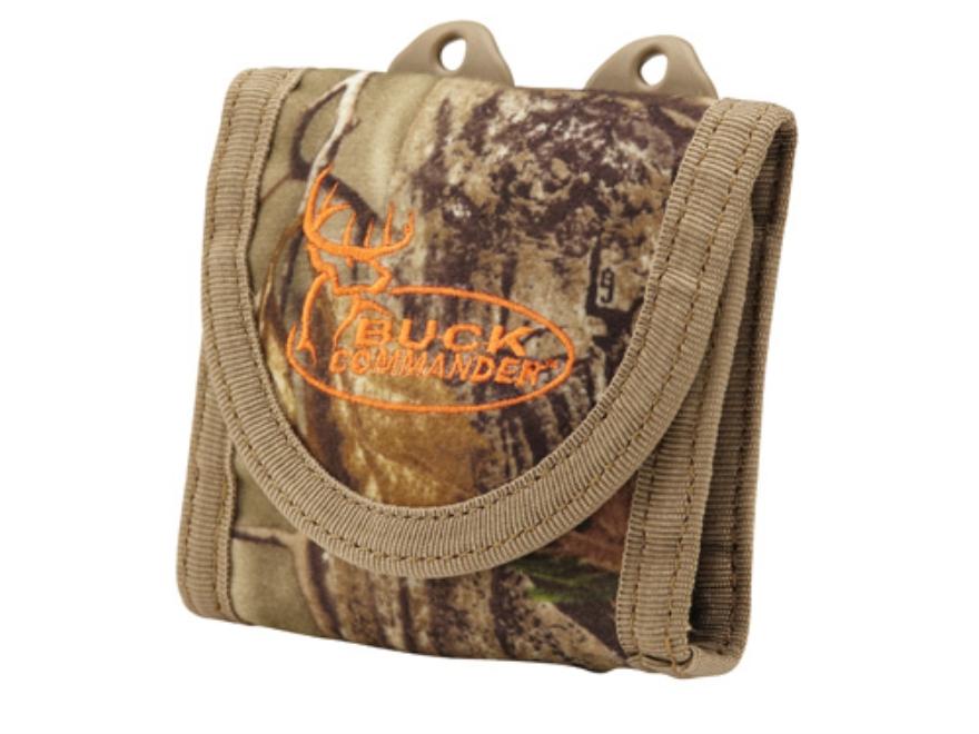 Buck Commander 5-Round Shotgun Shell Holder Polyester Realtree AP Camo