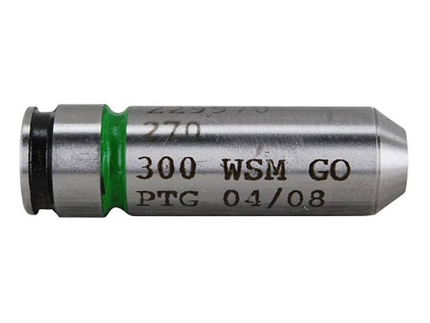 PTG Headspace Go Gauge 270 and 300 Winchester Short Magnum (WSM)