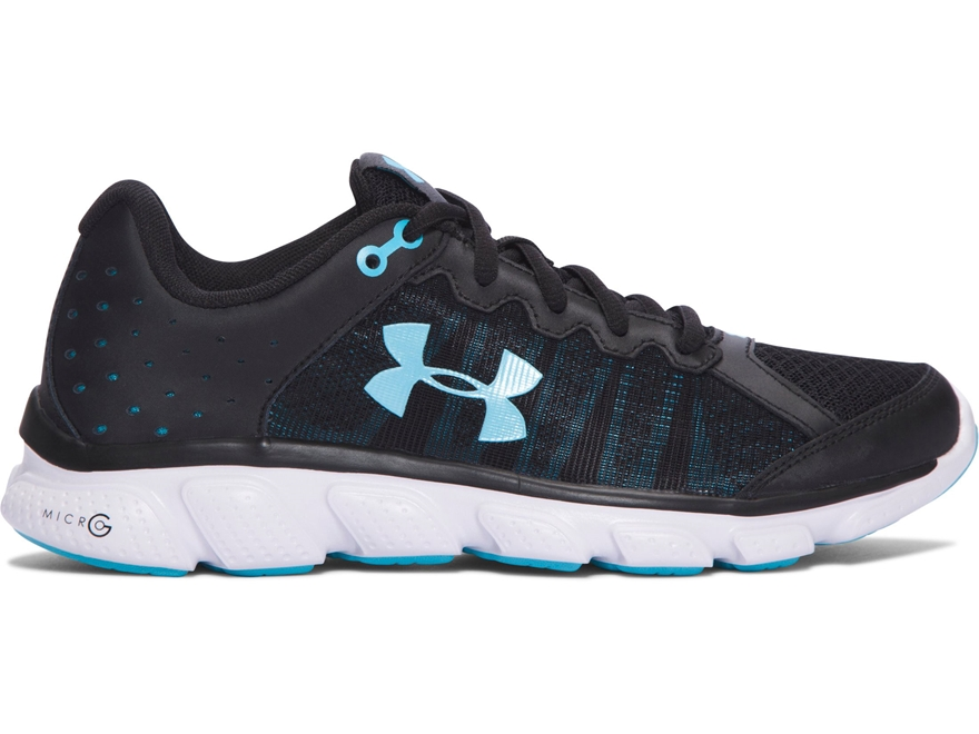 """Under Armour UA Micro G Assert 6 4"""" Hiking Shoes Synthetic Women's"""