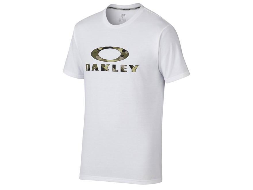 Oakley Men's O-Stealth Logo T-Shirt Short Sleeve O-Hydrolix