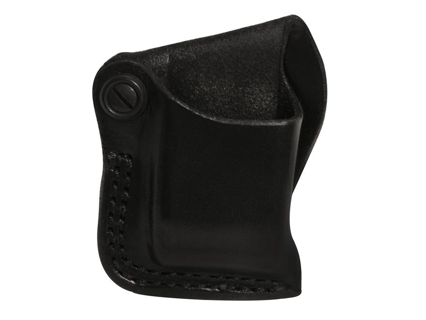 DeSantis S.S. Single Magazine Glock 43 Leather