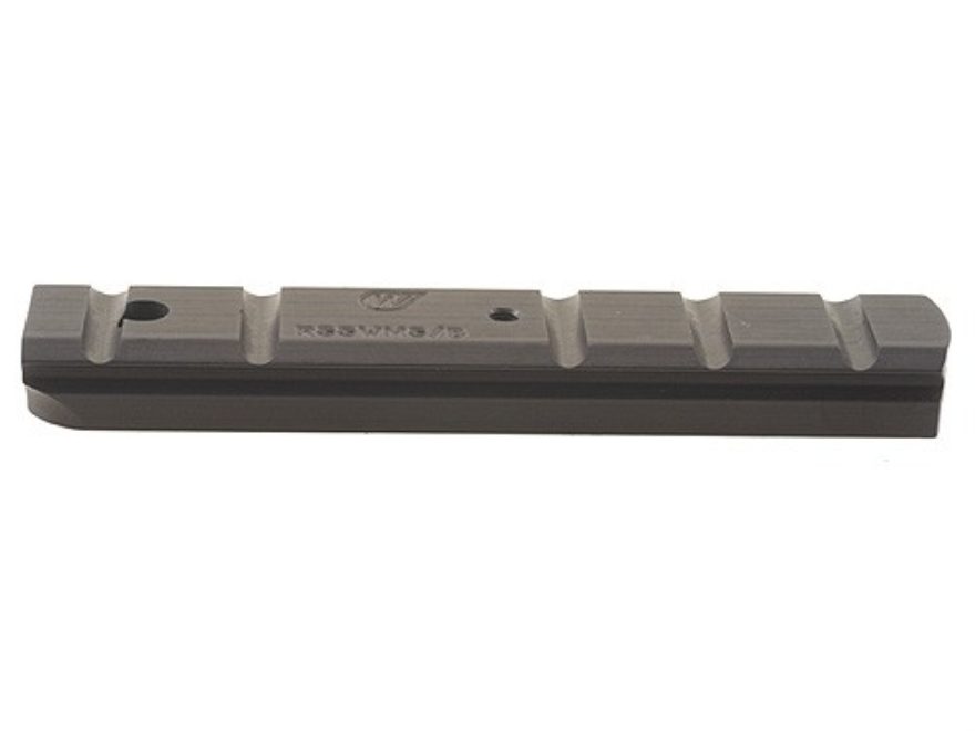 Weigand 1-Piece Weaver-Style Scope Base Ruger Single Six