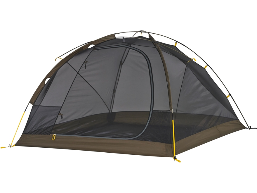 "Slumberjack Daybreak 3 Person Dome Tent 83"" x 69"" x 44.5"" Polyester Green"