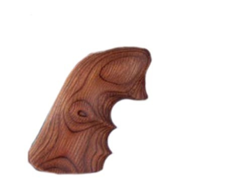 Hogue Fancy Hardwood Grips with Finger Grooves Ruger Super Blackhawk