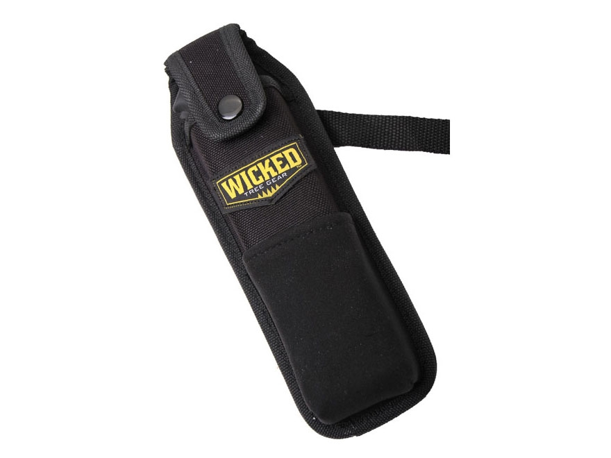 Wicked Tree Gear Wicked Tree Pack Heavy Duty Canvas Black