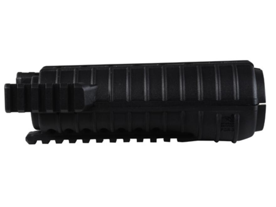 FAB Defense Tri-Rail Handguard AR-15 Carbine Length Polymer