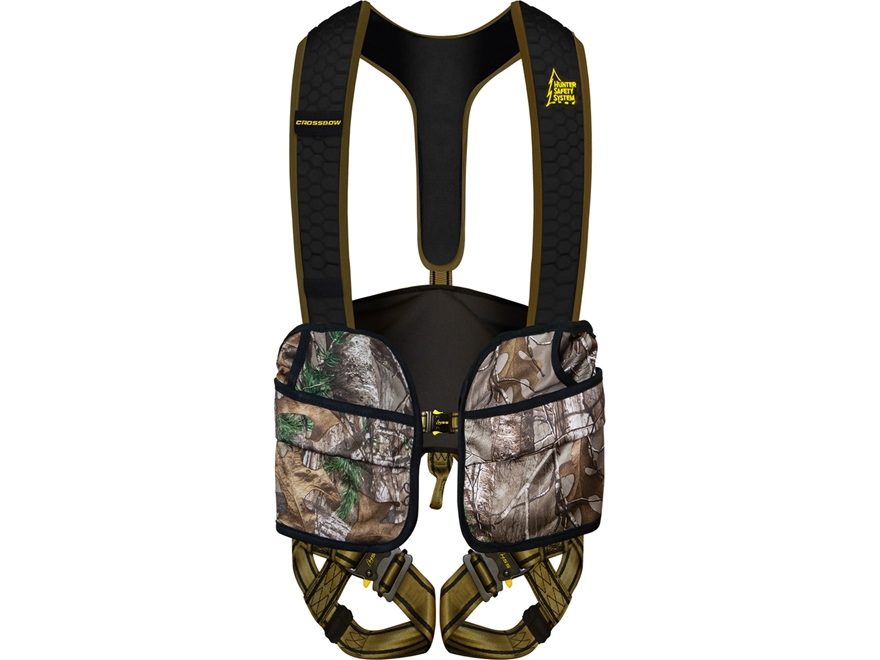 Hunter Safety System Crossbow Treestand Safety Harness