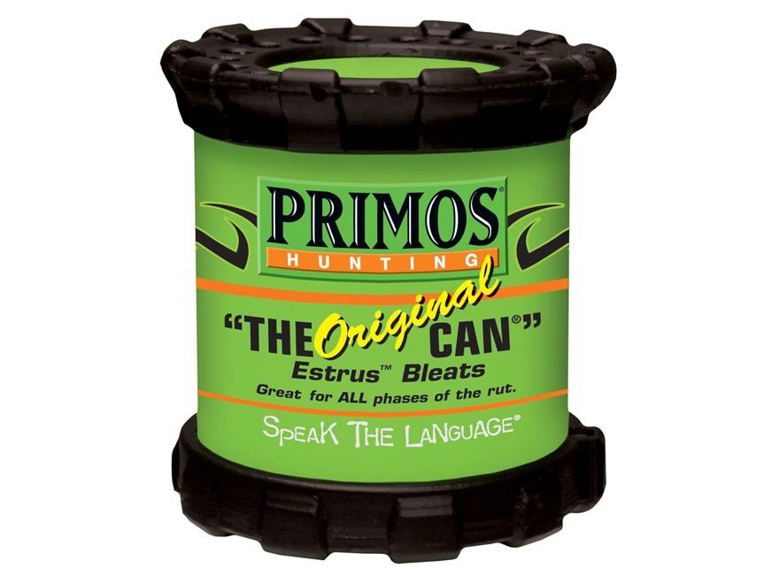 Primos Original Can with Grip Rings Deer Call