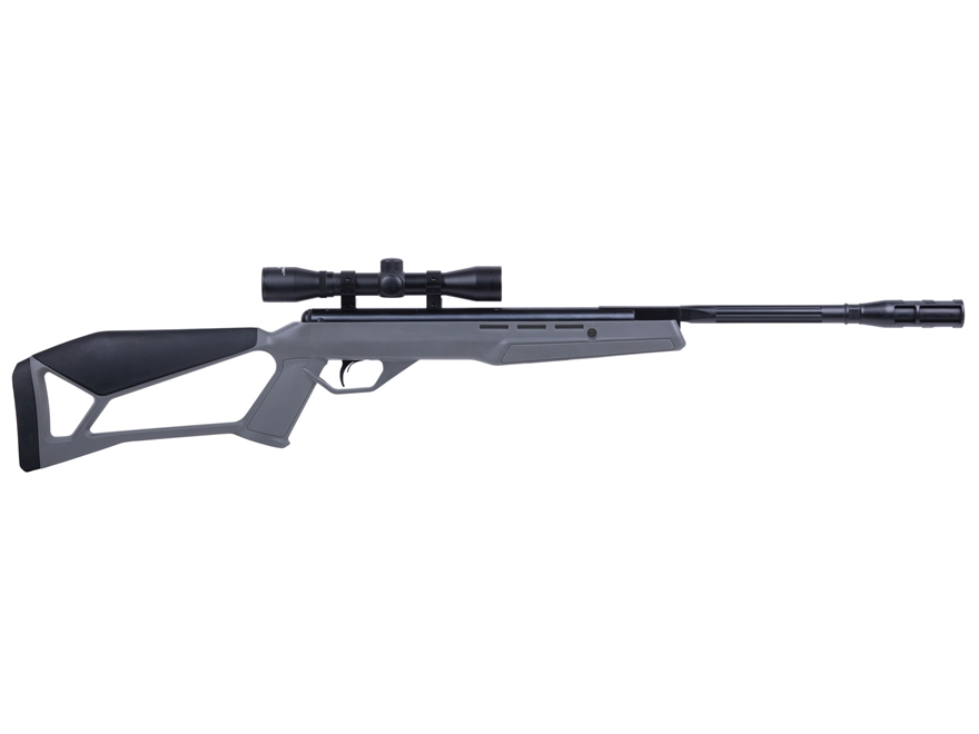 Crosman Incursion Nitro Piston Break Barrel Air Rifle 177 Caliber Pellet Black Syntheti...