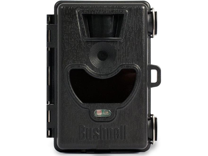Bushnell Black Flash Infared Surveillance Camera 6 MP Black