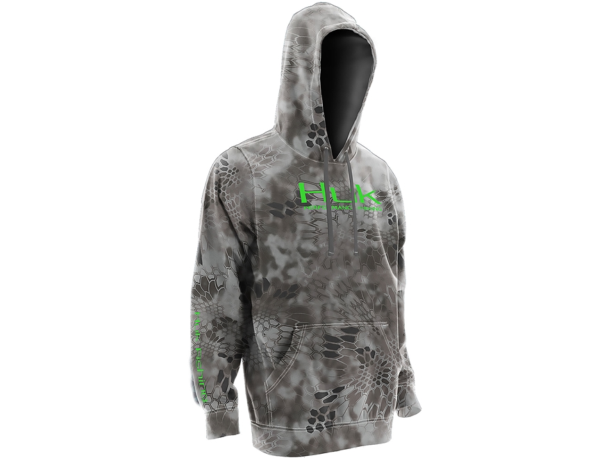 Huk Men's Performance Hoodie Polyester